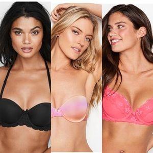 NWT Victoria Secret Bras Bundle of 3 total